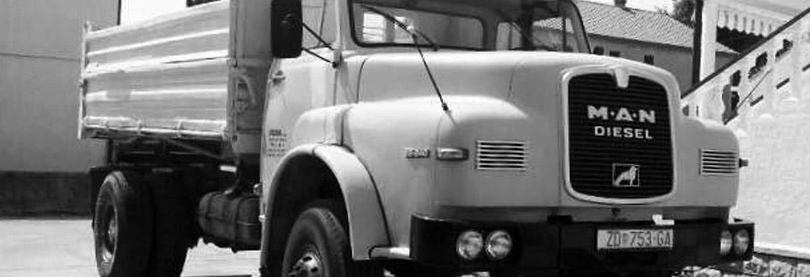 Das Unternehmen Maytransporte